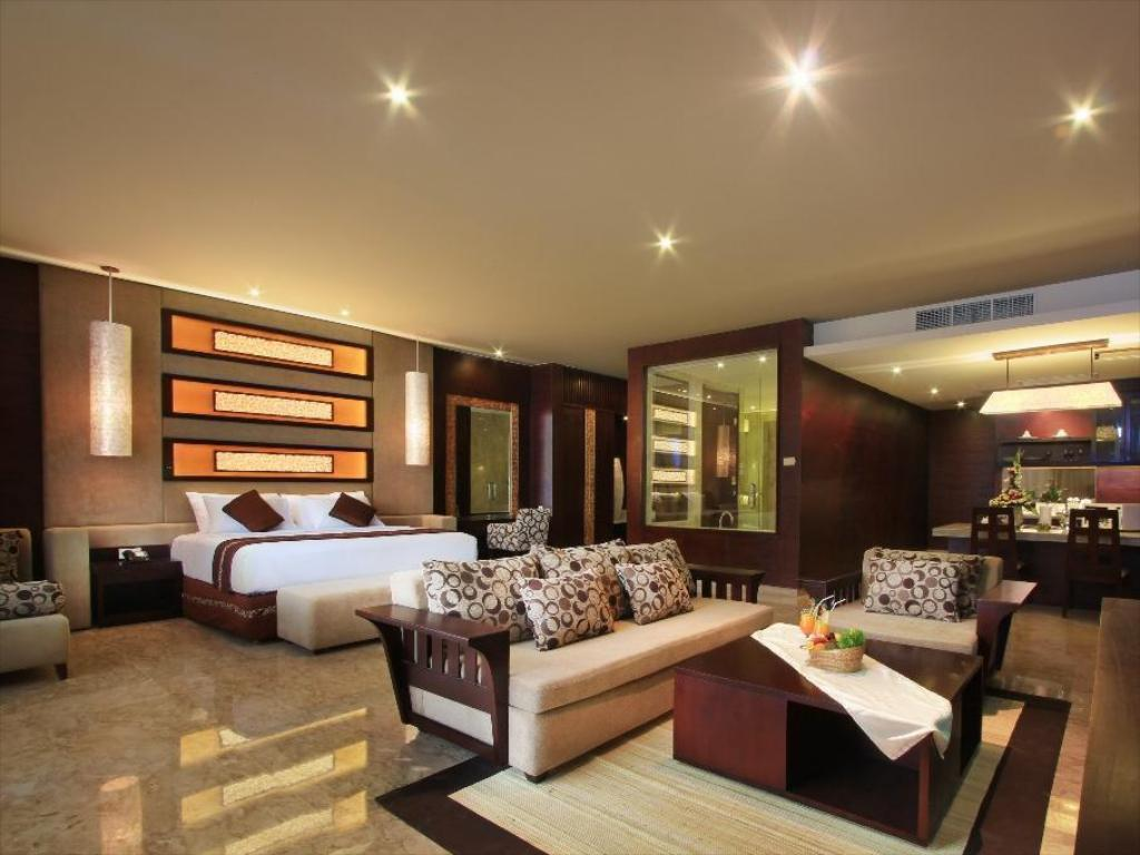 Suite - Guestroom Ulu Segara Luxury Suites & Villas