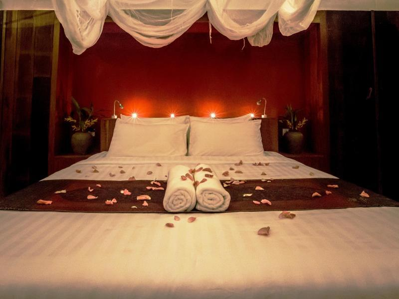 Suite Lua de Mel Champa (Champa Honeymoon Suite)