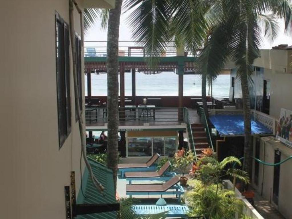 Interior view Vipin Beach Resort
