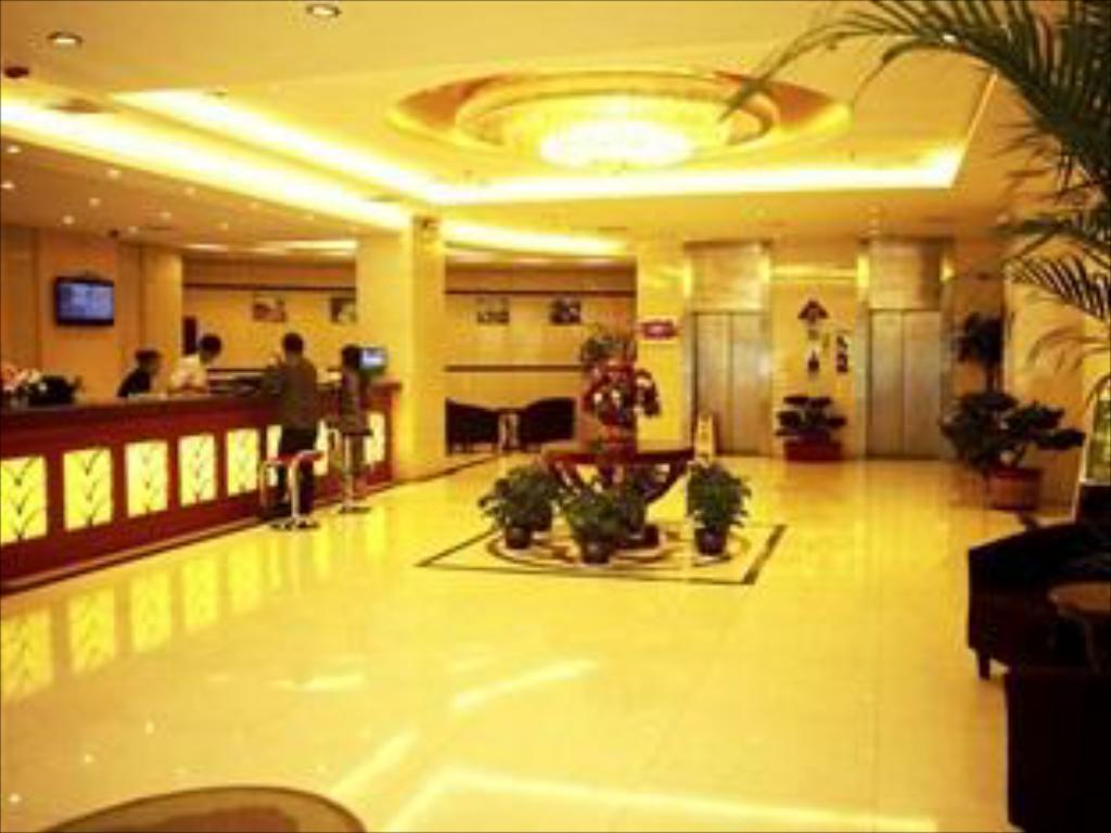 Ver las 7 fotos GreenTree Inn Nantong Stadium West Qingnian Road Business Hotel