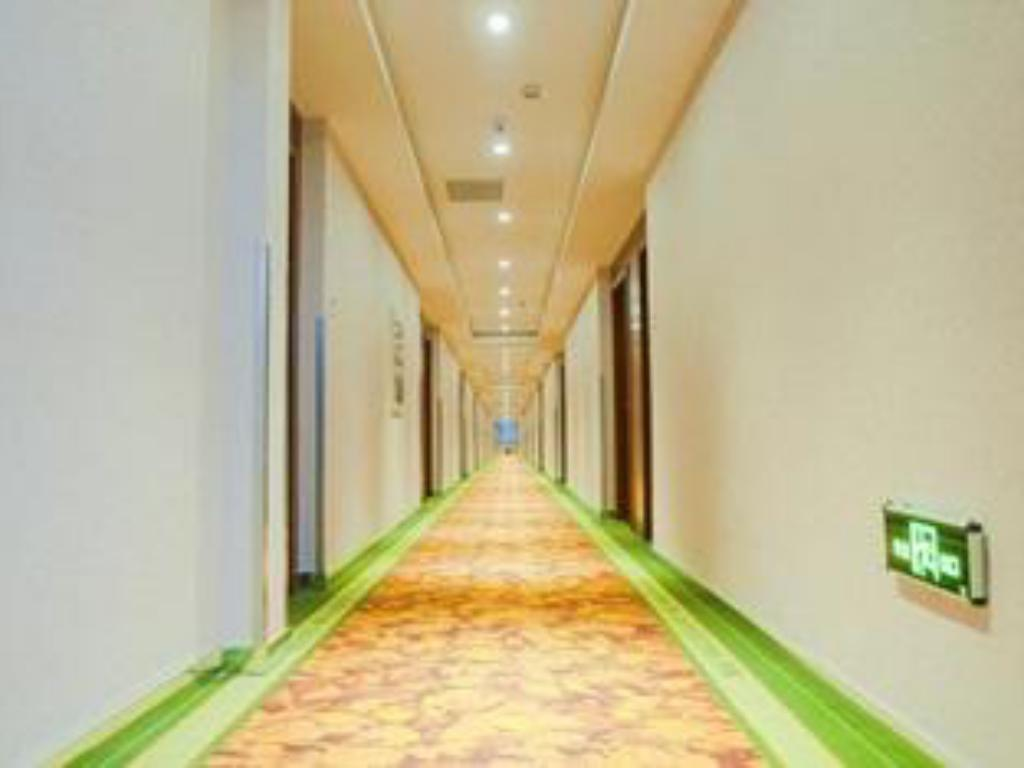 Interior view GreenTree Inn Changzhou Changwu Gufang Road Express Hostel