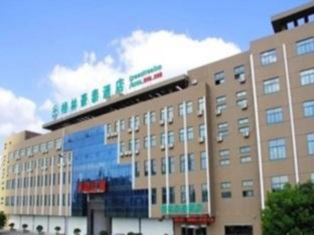 Meer over GreenTree Inn Nantong Rugao Port Bus Station Business Hotel