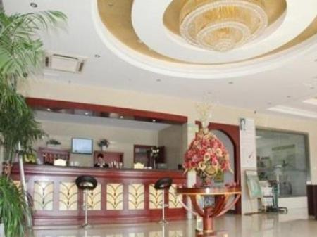 Lobby GreenTree Inn Nantong Rugao Port Bus Station Business Hotel
