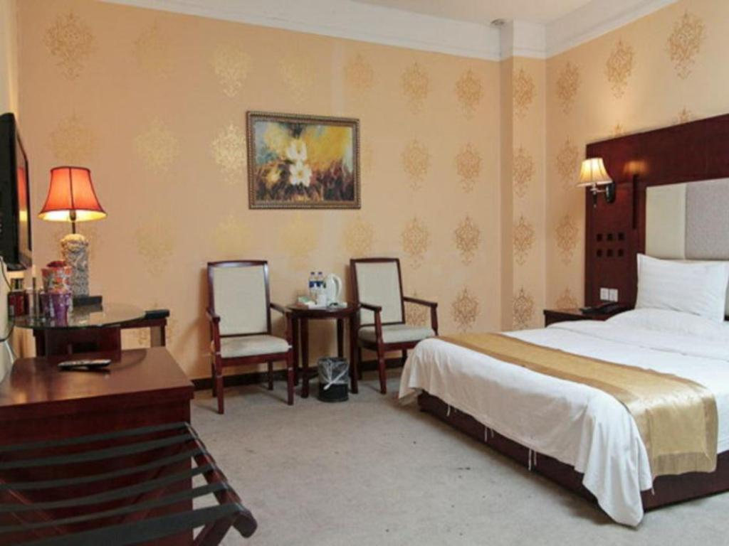 Queen Room - Domestic residents only Huyao Hotel Minhang Economic Development Zone Shanghai