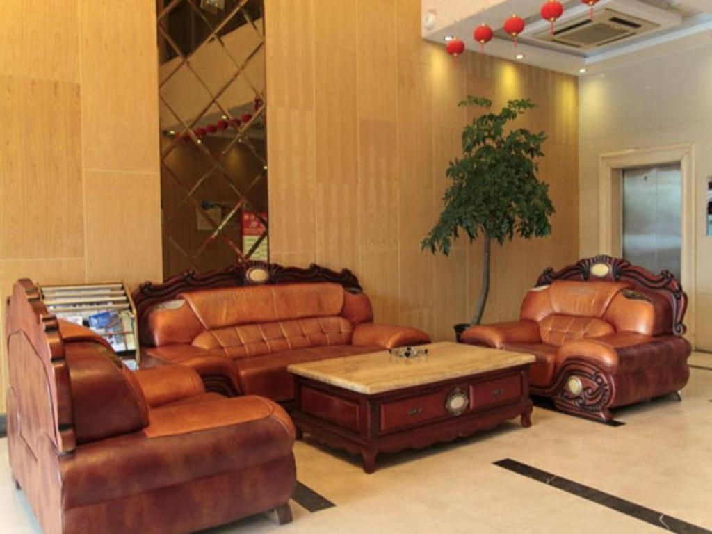 Interior view Huyao Hotel Minhang Economic Development Zone Shanghai