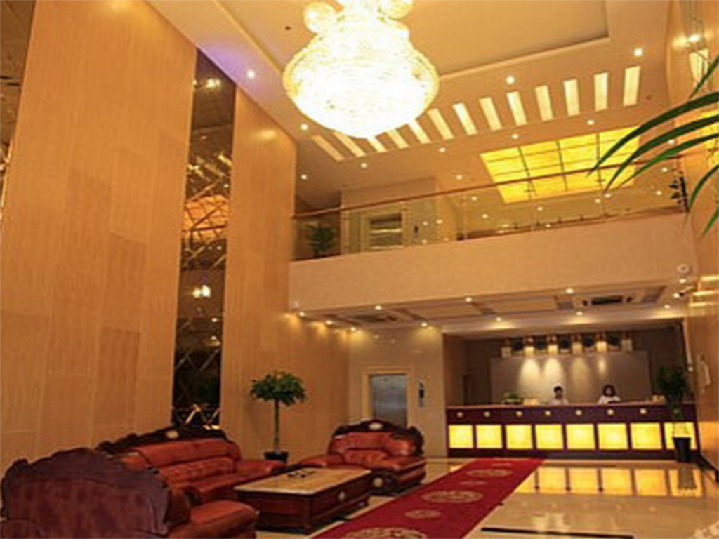 Lobby Huyao Hotel Minhang Economic Development Zone Shanghai