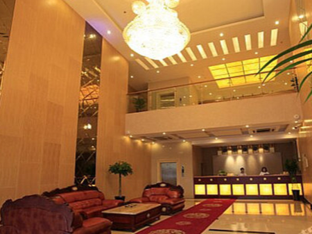 Lobi Huyao Hotel Minhang Economic Development Zone Shanghai