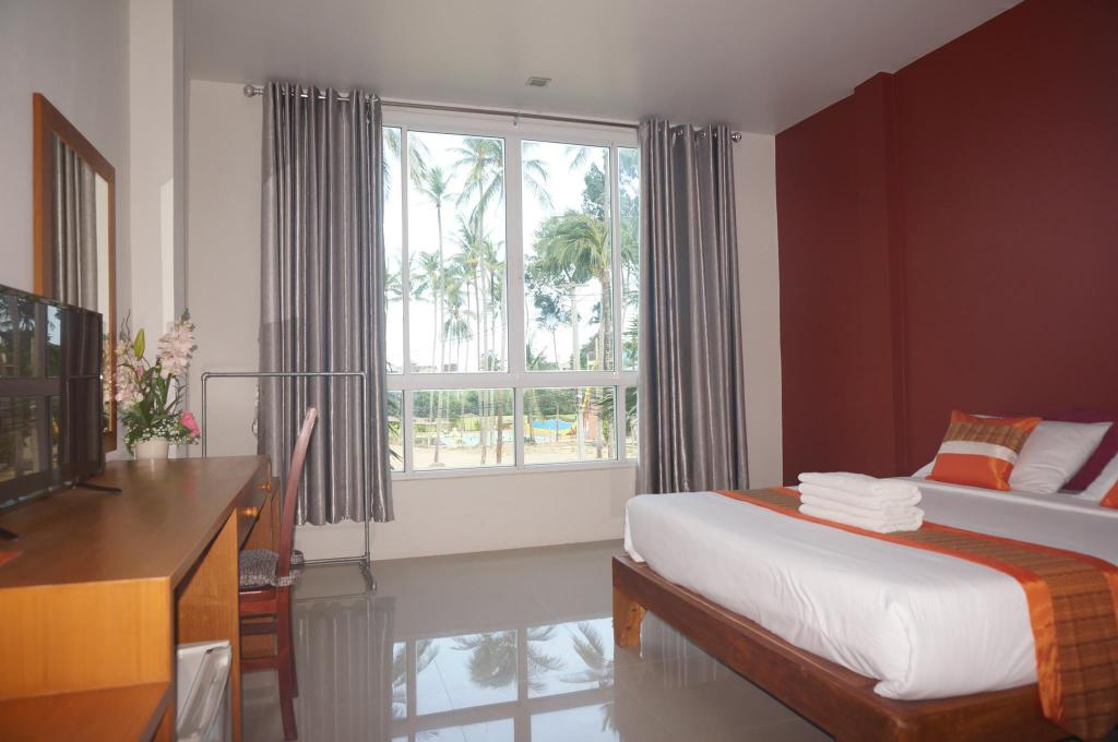 Building room - Double Bed - Guestroom Baan Nok Suan Resort