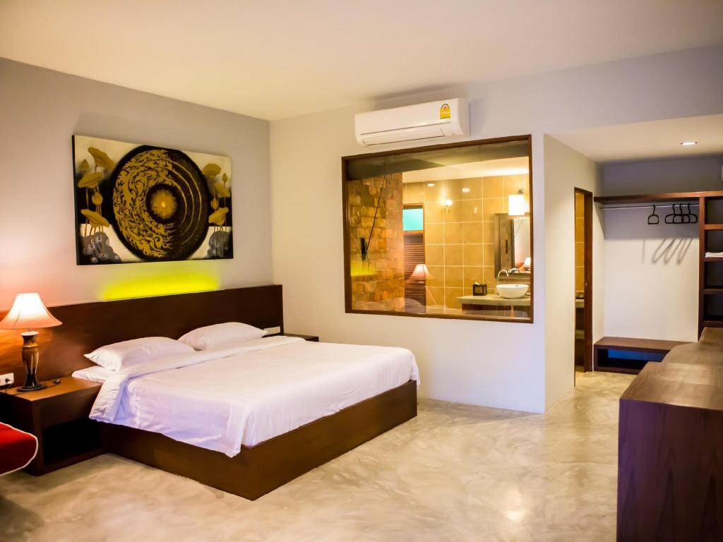 Interior view Foresto Sukhothai Guesthome