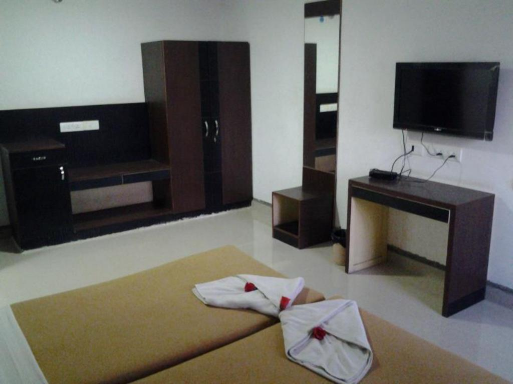 Quarto Deluxe Duplo Alam Corporate Residency