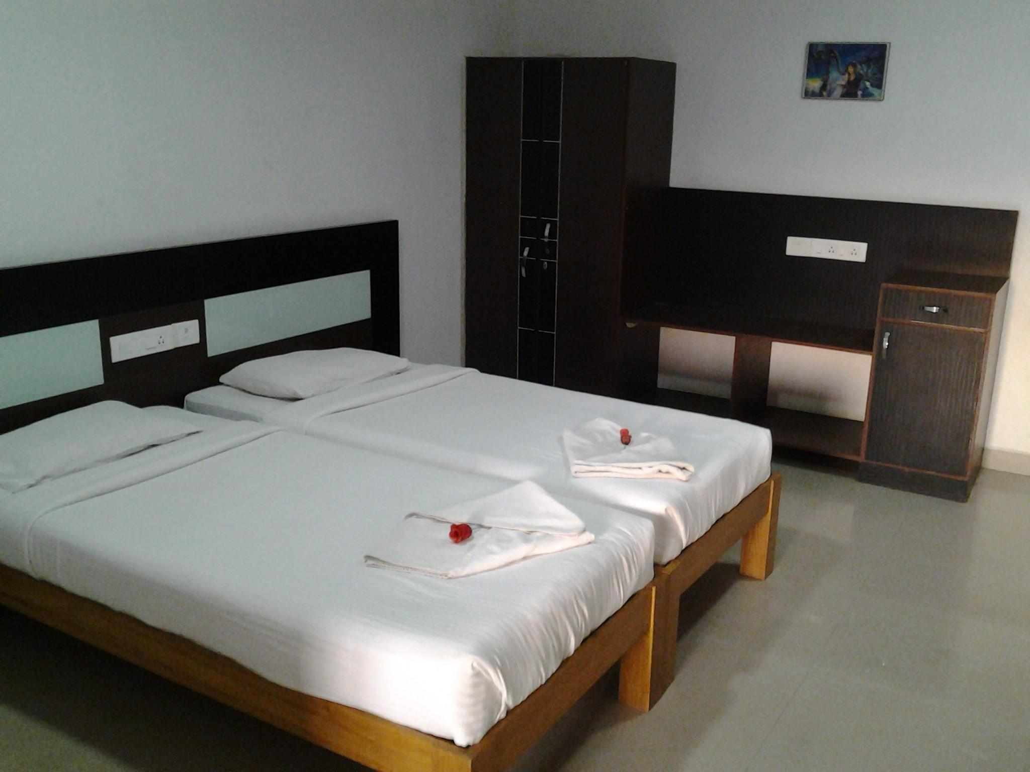 Quarto executivo Duplo (Executive Double Room)