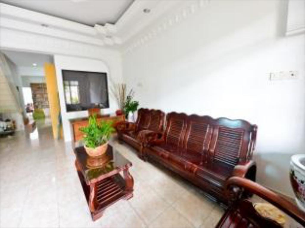 Εσωτερική όψη Little Nature Penang Guesthouse