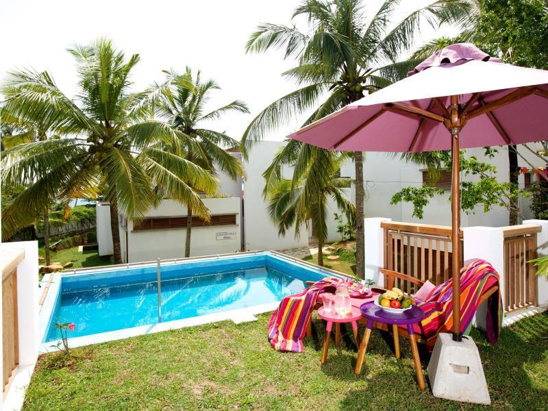 Double Room Only with private Pool and Balcony