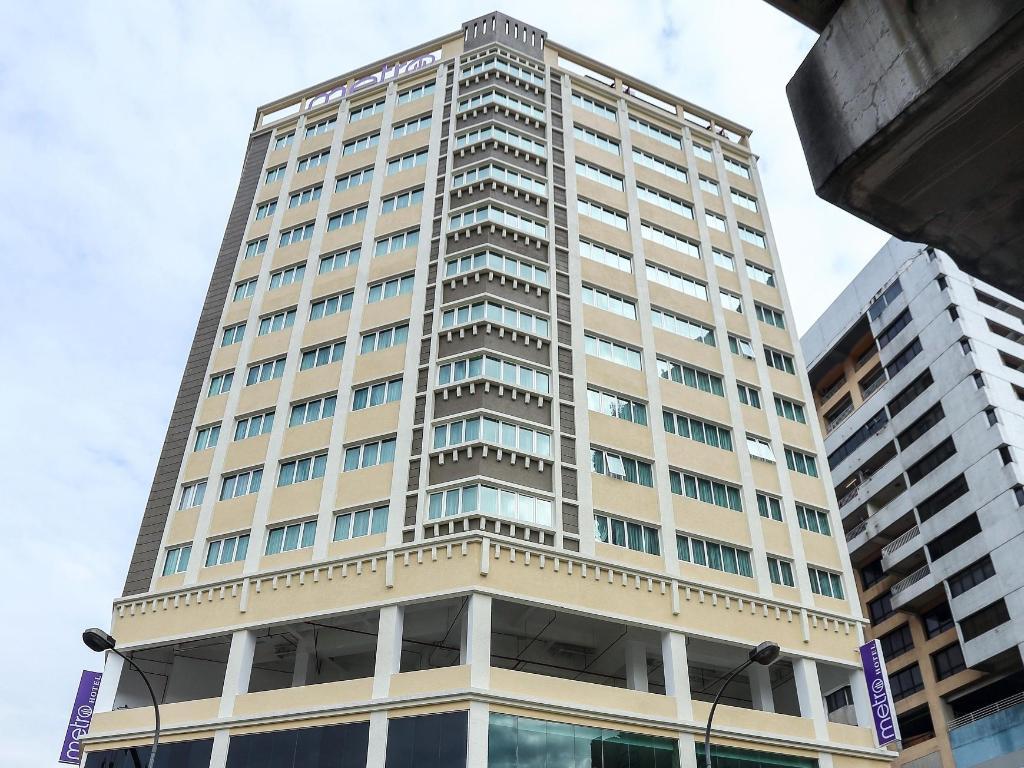 Metro Hotel Bukit Bintang in Kuala Lumpur - Room Deals, Photos & Reviews