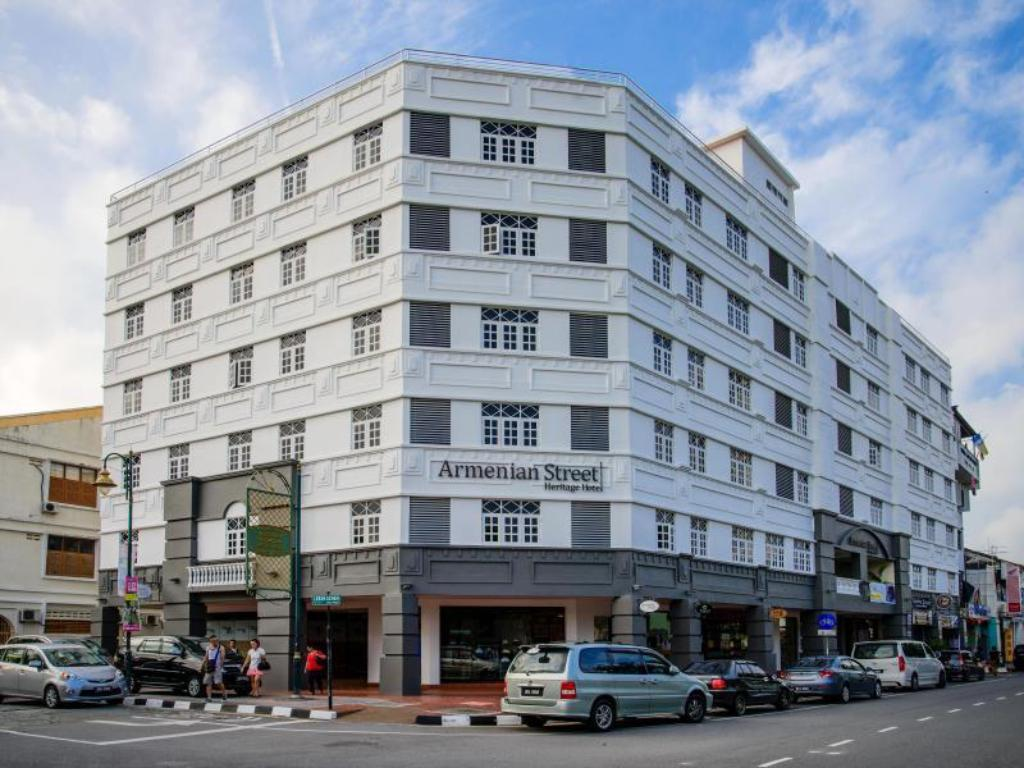 More About Armenian Street Heritage Hotel
