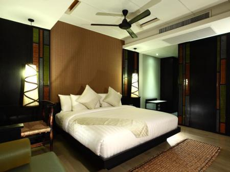 Superior Double Room - Bed De Chai Oriental Nimman Hotel