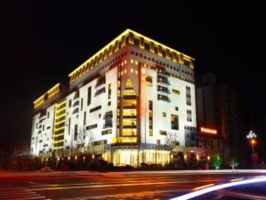 More about Huangshan Parkview Hotel