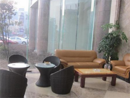 Lobby Green Tree Inn Changzhou Liyang Pingling Square Business Hotel