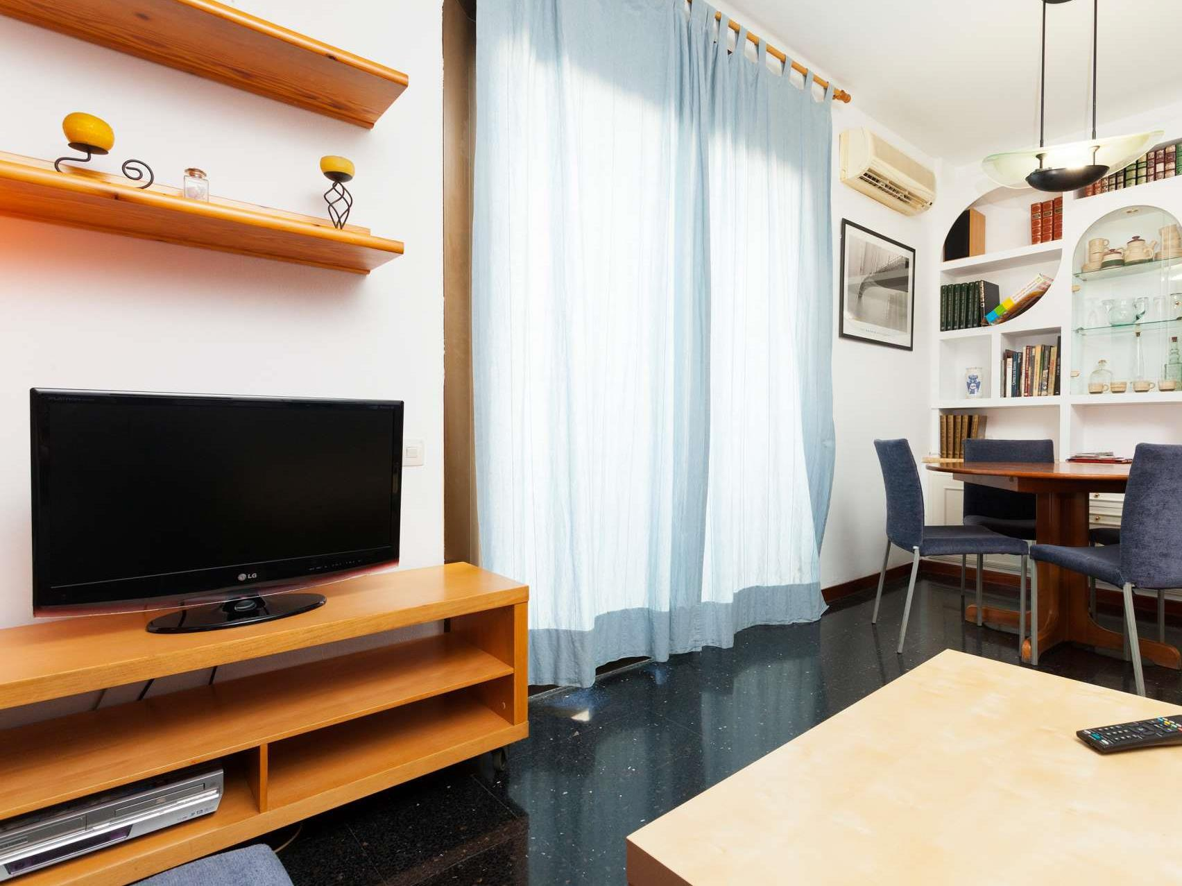 Appartement 2 chambres (6 adultes) (Two-Bedroom Apartment (6 Adults))