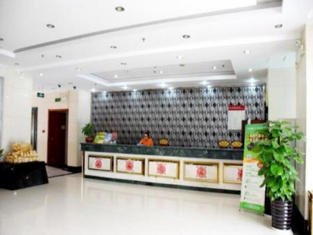Reception Nanning Jingtong Hotel Beihu Branch