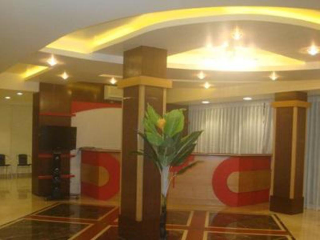 Interior view Hotel Hilltop International - Port Blair