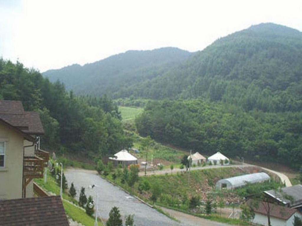 Zunanjost Dream Mountain Pension