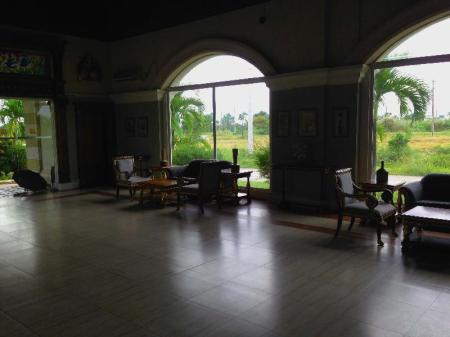 Lobby Club Angeles Villa Cruz Resort