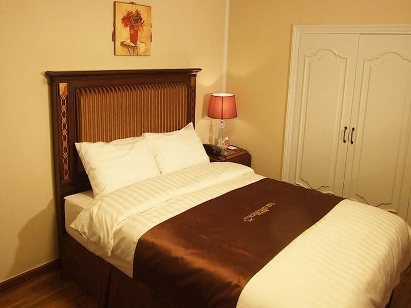 Standard double soba (Standard Double Bed Room)