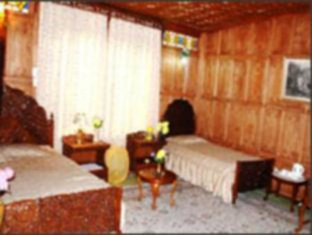 Deluxe Class - Gastenkamer Prince of Kashmir Group of Houseboats