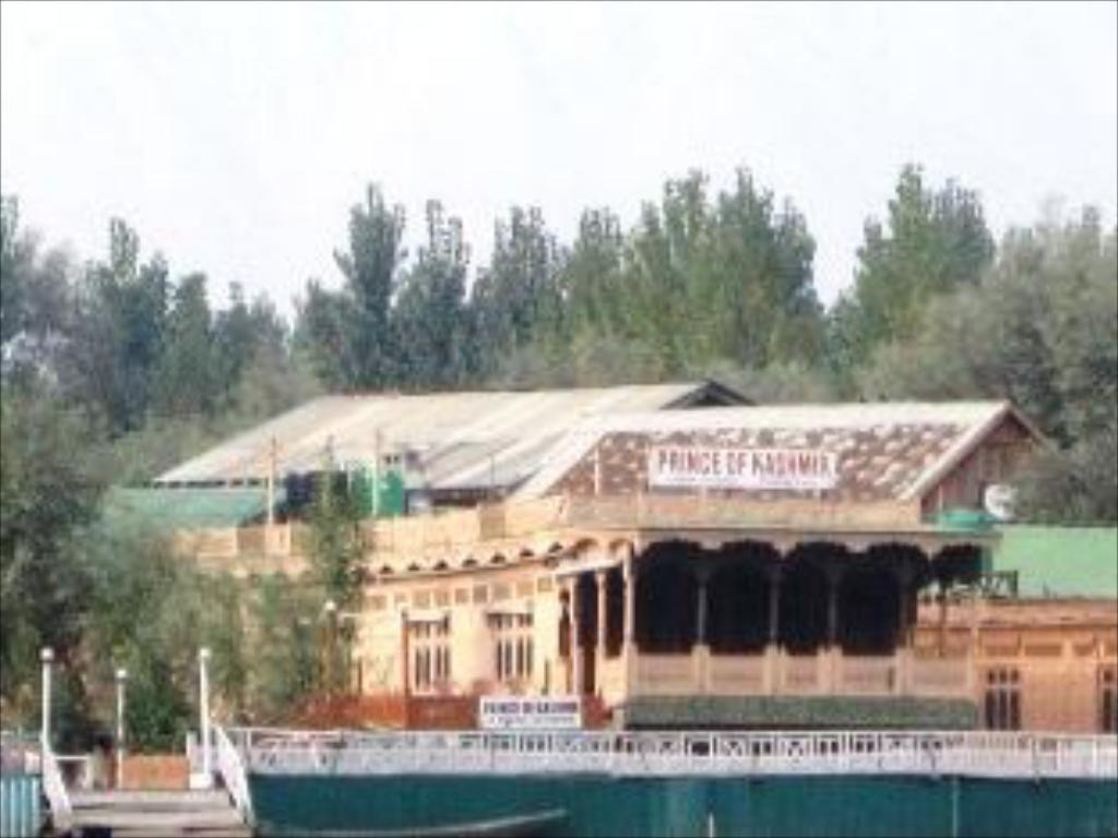 Prince of Kashmir Group of Houseboats