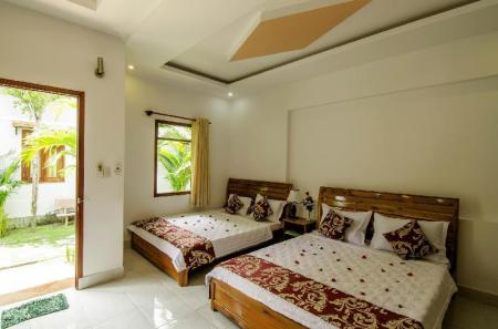 Standard Triple (1 Double Bed And 1 Single Bed) Dong Xuan Hong Hotel Phu Quoc