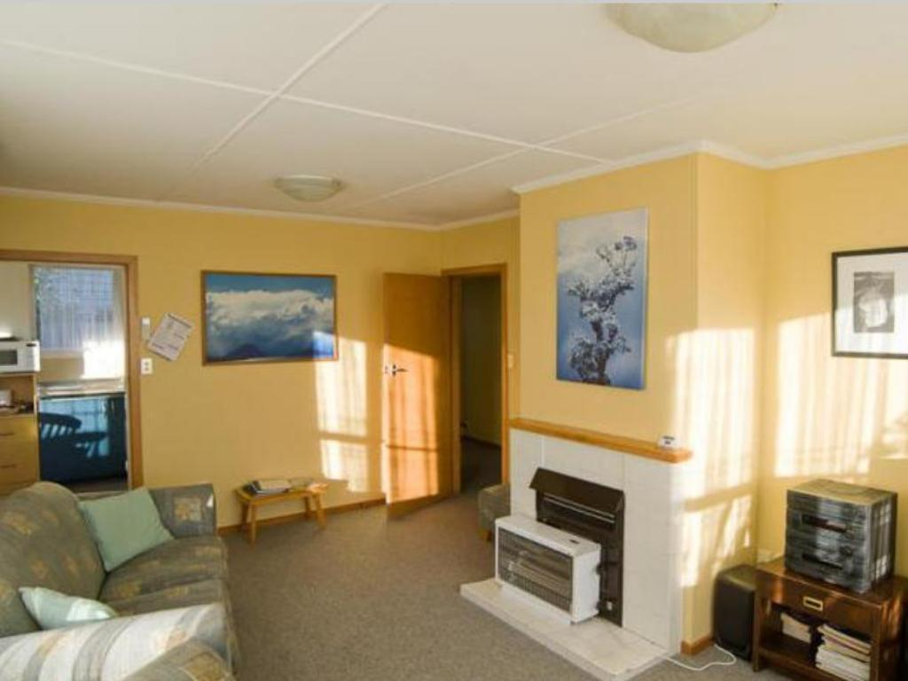 Interior view Accommodation Fiordland Self Contained Cottages