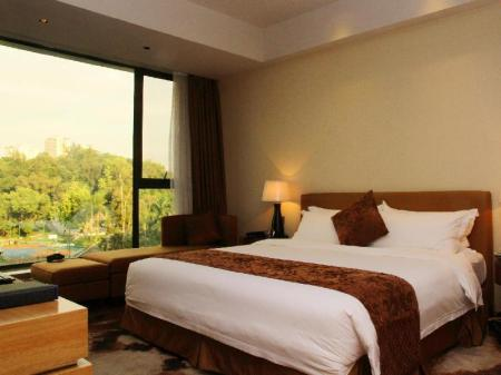 1 Queen Bed Domestic Wing Non-Smoking Guangzhou Hoikong Boutique Hotel Chigang Branch