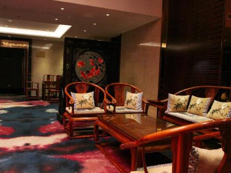 Interior view Guangzhou Hoikong Boutique Hotel Chigang Branch