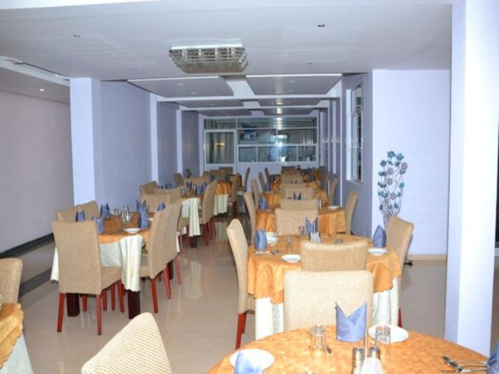 Interior view Stamford Star Hotel
