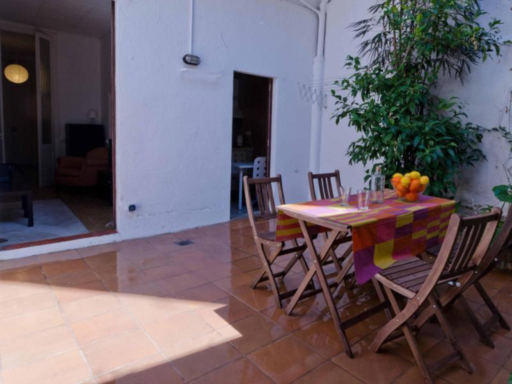balcon/terrasse Pacific Apartment With Garden