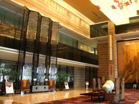 Lobby Heze Jinling International Hotel