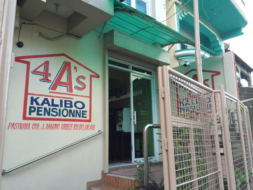 Exterior view 4As Kalibo Pensionne