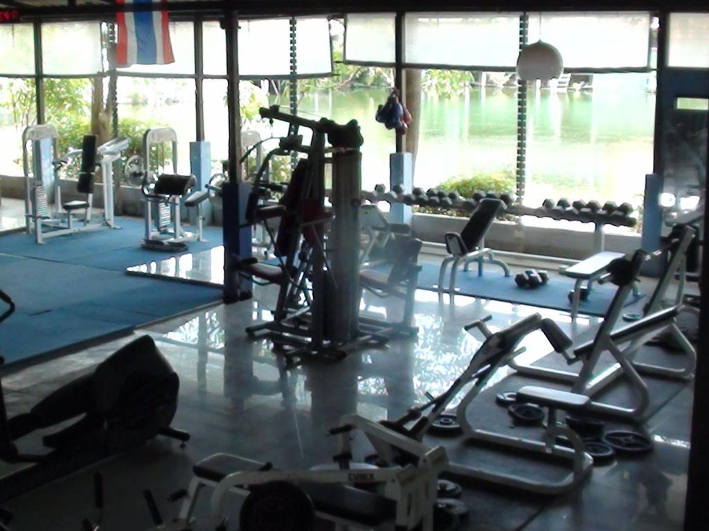 Fitnes center Palio Hostel