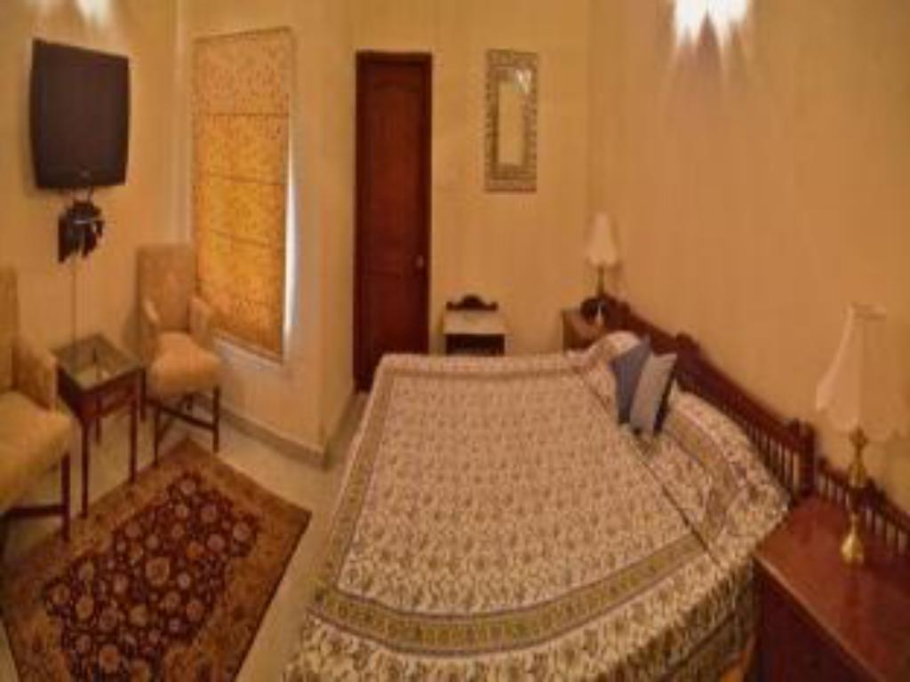 Notranjost Khatu Haveli Hotel - The Elegance of Heritage