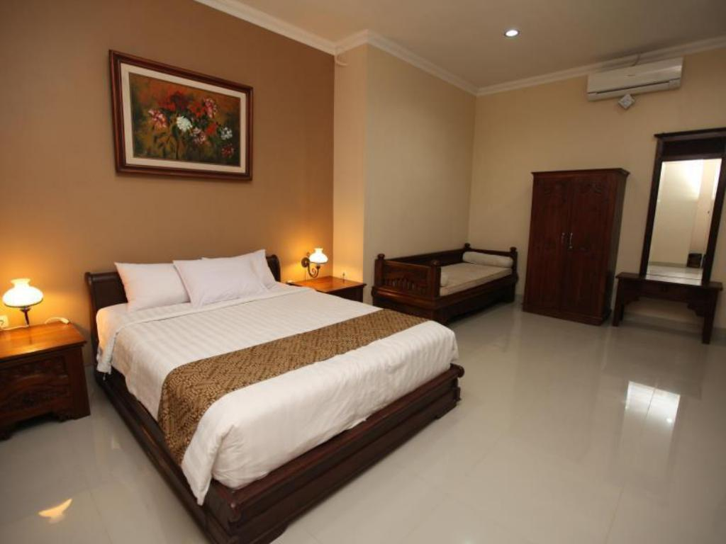 Interior view Griya Yunika Boutique Homestay
