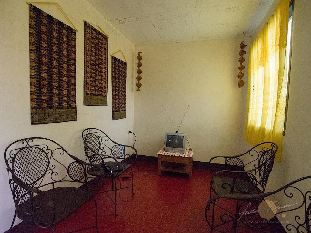 Interior view DDD Habitat Bukidnon Guesthouse