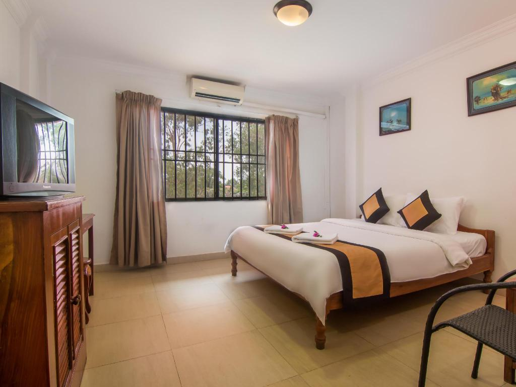 Superior Double Room - Guestroom Putheavatei Boutique Hotel and Spa