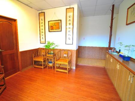 Lobby Ching Chu Bamboo Culture Park-In Bamboo Hotel