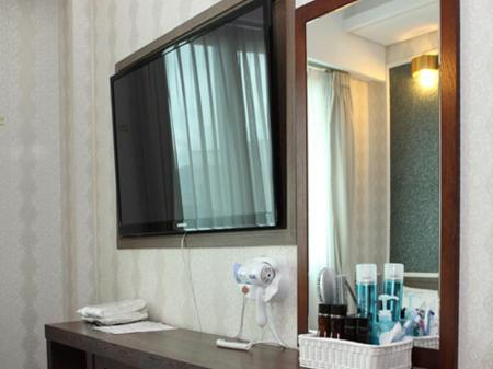 Standard Double Bed Seoul Tourist Hotel Jecheon