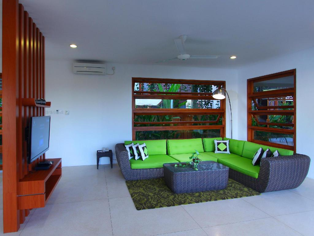 Interior view Papillon Umalas Villas