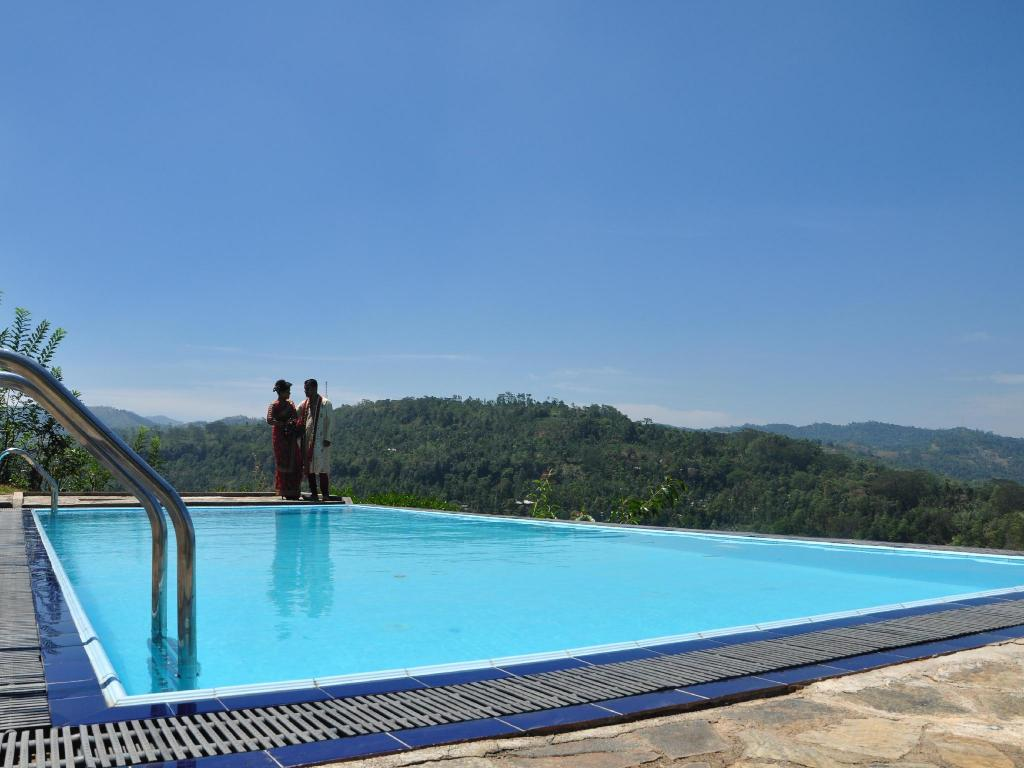 Swimming pool [outdoor] Sky Lodge