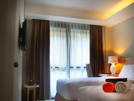 Superior The Edelweiss Boutique Hotel Kuta
