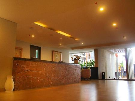 Lobby The Edelweiss Boutique Hotel Kuta