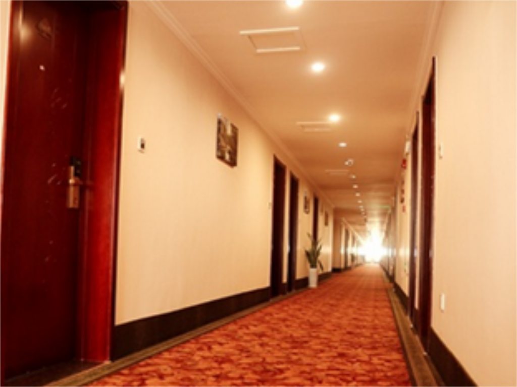 Vista interior Green Tree Inn Tongling North Yian Road Fortune Plaza Express Hotel